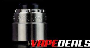 Vaperz Cloud Asgard 30mm RDA $46.75