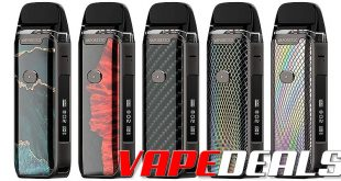 Vaporesso Luxe PM40 Pod System $31.81
