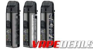 Vladdin Jet 40W Pod Mod Starter Kit (USA) $16.99
