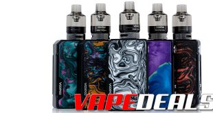 Voopoo Drag 2 Refresh 177W Starter Kit (USA) $30.37