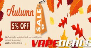 Efun Autumn 2020 Sitewide Sale (Extra 5% Off)