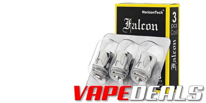 Horizon Falcon Coils (and Falcon King) 3-pack $6.75