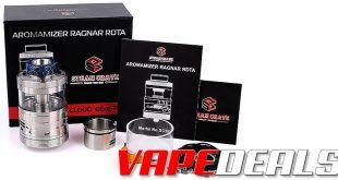 Steam Crave Ragnar (Aromamizer) 35mm RDTA $36.94