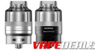 Voopoo RTA Pod Tank (26mm / Single Coil) $15.12