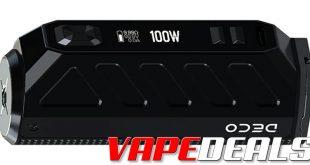 Aspire DECO 100W 21700 Box Mod +FS (USA) $44.99