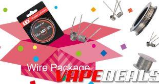 Vape Wire Bundle Deal (10 Random Spools) $0.45