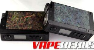 Dovpo Top Gear 200W DNA250C Box Mod (USA) $159.99