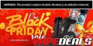 Eightvape Thanksgiving & Pre-Black Friday Sale