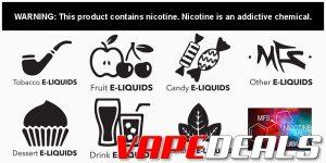 MyFreedomSmokes Early Black Friday E-liquid Sale