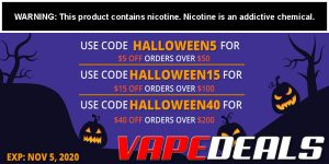 MyVPro Halloween 2020 Sale – Last Chance!