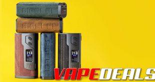 Sigelei 213 Fog Limited Edition Box Mod (USA) $34.20