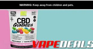Bolt CBD Gummies (Full Spectrum) $5.06+