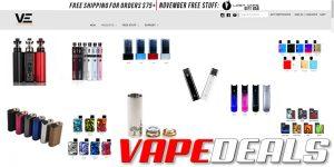 Vapor Empire Pod System Deals: 7 Kits Under $5.00