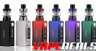 Vaporesso GEN Nano Kit – USA $37.40 | China $29.99