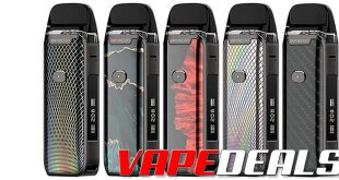 Vaporesso Luxe PM40 Kit (USA) $21.72
