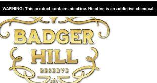 Badger Hill Reserve eJuice (Verdict Vapors) Review!