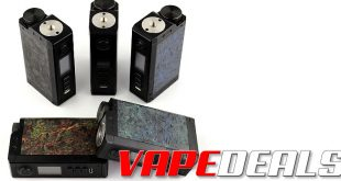 Dovpo Top Gear 200W DNA250C Box Mod (+FS) $134.30