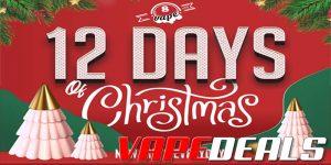 Eightvape 12 Days of Christmas 2020 Sale