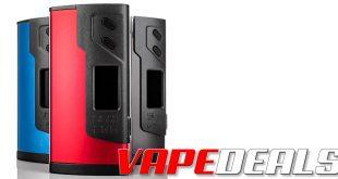 Sigelei 213 Fog 200W Box Mod (USA) $23.10
