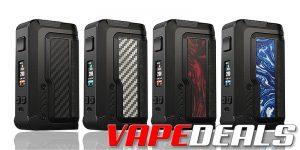 Vandy Vape Gaur-21 200W Box Mod $34.79