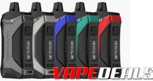 Vaporesso XIRON 50W Pod Starter Kit (USA) $22.78