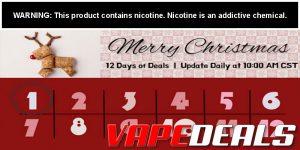 Vaporider 12 Days Of Deals Sale