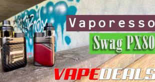 Vaporesso Swag PX80 Review