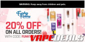 Funky Farms Valentine's Day Sale (20% Off)
