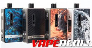 Lost Vape Gemini Hybrid Kit – Restocked! (USA) $22.46