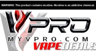 MyVPro E-liquid Sale (Save 10% Off Your Purchase)