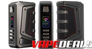 Think Vape Auxo DNA250C Box Mod (Free Shipping) $111.95