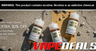 VaporDNA Extra 30% Off Clearance (New Items Added!)
