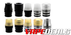 510 Drip Tip Set (10 Pieces) + Free Shipping $4.26