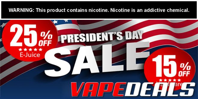 EjuiceConnect President's Day Sale