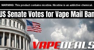 FlawlessVapeShop Vape Mail Ban Sale