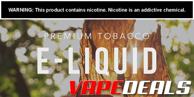 Four Seasons eJuice Review – The Tobacco Chronicles