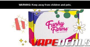 Funky Farms CBD Mystery Box $36.79 ($150+ Value)
