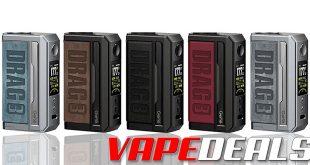 Voopoo Drag 3 177W Box Mod (USA) $30.01