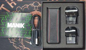 Wotofo Manik Mini Packaging