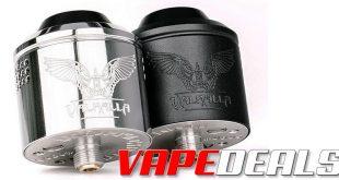 Vaperz Cloud Valhalla V2 Mini RDA $48.59