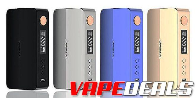 Vaporesso Gen X / Gen S Ultra Box Mod (USA) $42.24