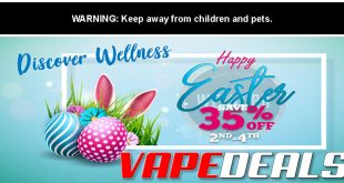 We R CBD Happy Easter Sale (35% Off)