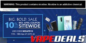 Fasttech Sitewide Coupon (10% Off)