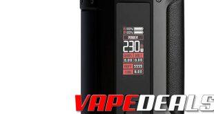 Smok Arcfox 230W IP67 Box Mod (USA) $37.42