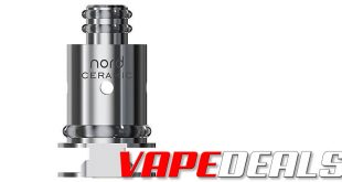 Smok Nord Replacement Coils 5-Pack (USA) $2.50
