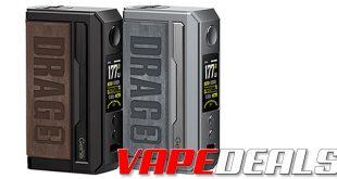 Voopoo Drag 3 177W Box Mod (FS $100+) $33.38