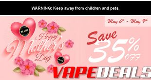 We R CBD Mother's Day Sale (35% Off)