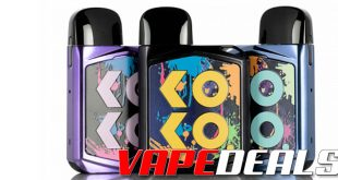 Uwell Koko Prime Pod System Kit (USA) $13.92