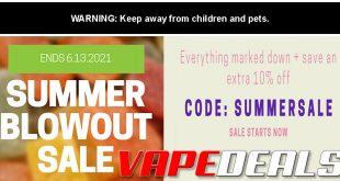 ShopMVG Summer Blowout Sale