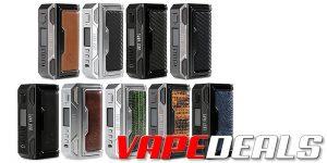 Lost Vape Thelema DNA250C Box Mod $105.88